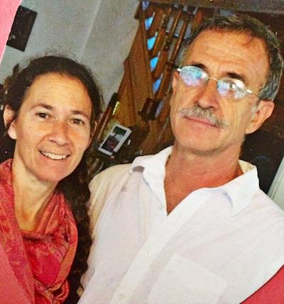 Arnaud and Naja Girard