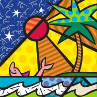 Romero Britto Exhibition