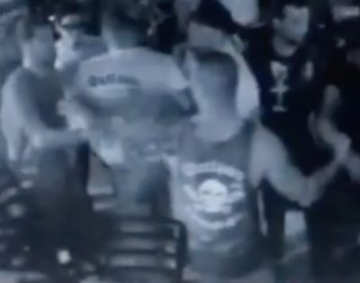 Outlaw Member Involved in Greene Street Bar Brawl Arrested / Suing St. Pete Police