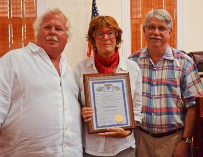 Brackenbury Named Poet Laureate of Key West