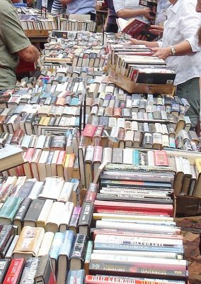 Friends of the Library Book Sale New Date: Sat Jan 14th