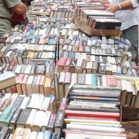 Friends of the KW Library Book Sale, April 1
