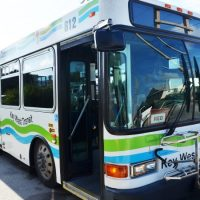 New Bus Schedule Effective Monday