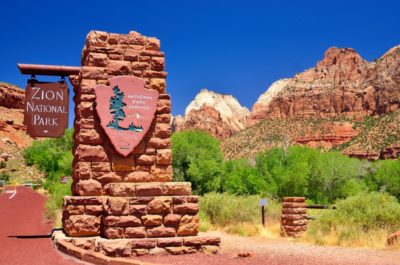 Zion Explores Cap On Number Of Visitors As Other Parks Fiddle