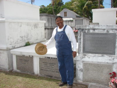 Historic Key West Cemetery Stroll, January 26, 2019