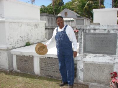 Historic Key West Cemetery Stroll,January 27, 2018