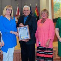 City Clerks Celebrate 45 Year Anniversary