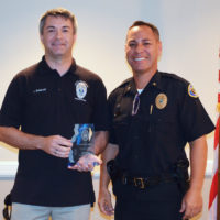 John Dancho Named Civilian Employee First Half 2017