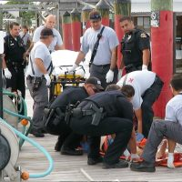 Diver Hit By Boat Off Key West's White St. Pier [video: Warning! Graphic Content]