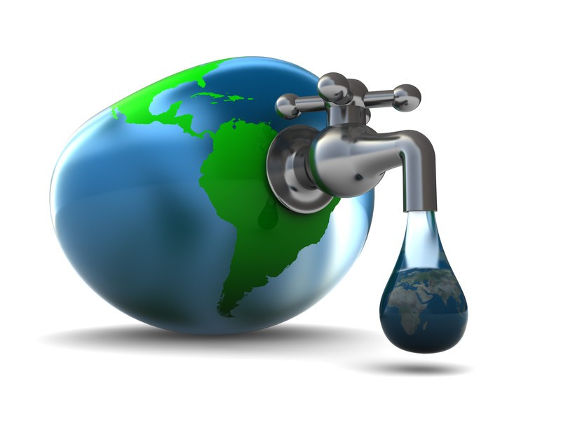 earth faucet fracking