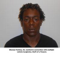 Detectives Seeking Help in Locating Suspects in Multiple Marathon Vehicle Burglaries