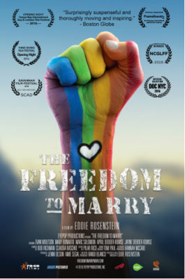 'The Freedom to Marry' Movie Comes to Key West; A Strong Connection to the Island Community