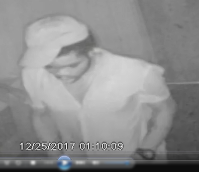 Detective Asks for Help Identifying Burglary Suspect