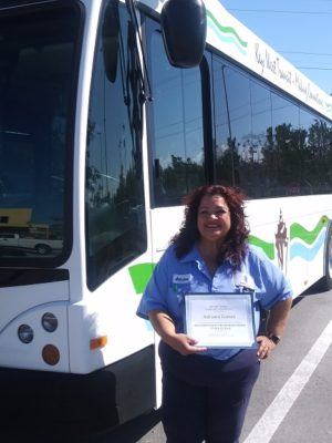 Transit Driver of the Quarter