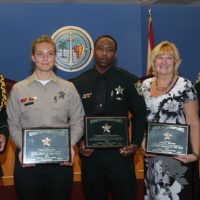 Sheriff Honors Employees of the Year
