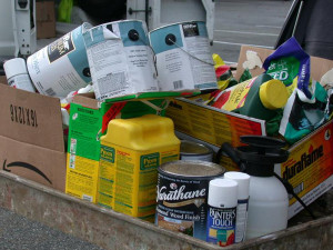 Free Hazardous Waste Drop Off Day, Saturday