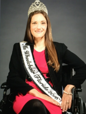 Ms. Wheelchair Florida to Hold Press Conference Friday