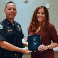 Two Recognized for Five Years of Service