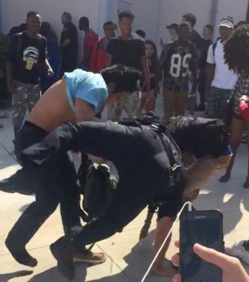 Fight at Key West High / Student Arrested
