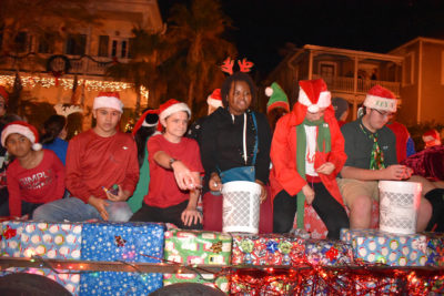 Holiday Parade Float Application Deadline November 19th