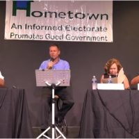 "HOMETOWN""S Final General Election Forum will be October 17"