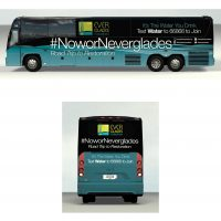 THE EVERGLADES FOUNDATION LAUNCHES 12-DAY, 20-CITY BUS TOUR