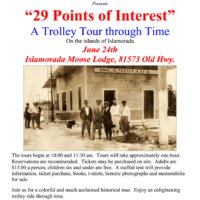 Trolley Tours Through Time
