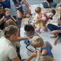 FKHSC Starts Upper and Lower Keys Playgroups Funded by United Way of the Florida Keys