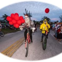 2017 Zombie Bike Ride Slide Show