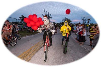 2017 Zombie Bike Ride Slide Show