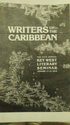 "Key West's Literary Seminar: ""Each day my mind expanded into the possibilities of what I could become if I continued to practice my craft."""