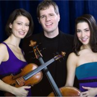 Intersection Trio Plays Impromptu Concert on March 12