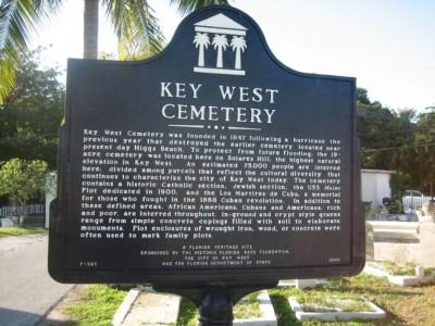March Cemetery Stroll