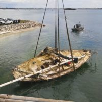 Unified Command Begins Removal Process for Vessels Displaced by Hurricane Irma