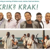 Krik? Krak! An Evening of Haitian Culture & Music - Nov 4