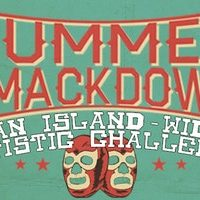 Summer Smackdown: An Island-Wide Artistic Challenge