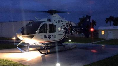 A FOND FAREWELL / LifeNet Closes Key West Base