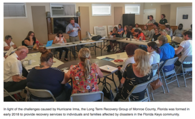 Hurricane Recovery Group Receives $500,000 from American Red Cross for Roofing Initiative