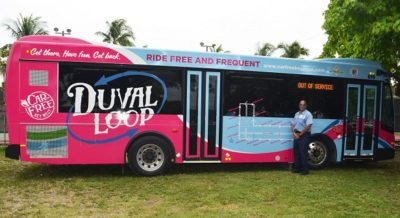 Free Duval Loop to Launch