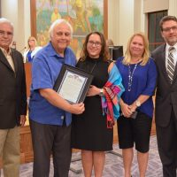 Late Chief Assistant State Attorney Honored