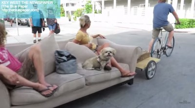 Uncle Bobby's Magic Sofa