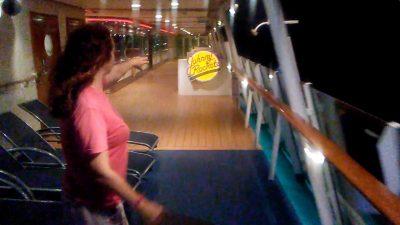 Man Jumps Off Cruise Ship
