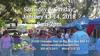 Big Pine & Lower Keys Nautical Expo to Offer Maritime Merchandise Jan. 13-14
