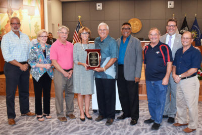 Craig Cates Named Mayor for Life -- Mayor Emeritus