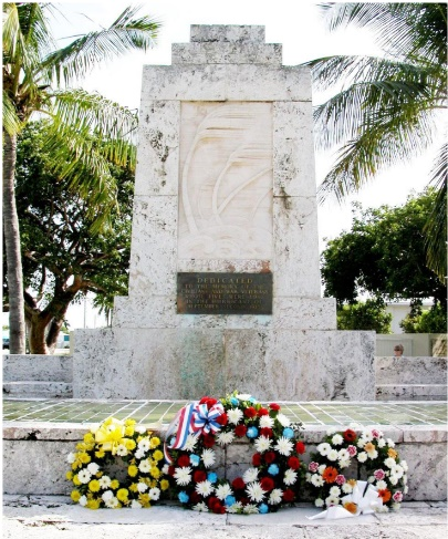 Labor Day Service To Honor The Civilians And Veterans Who Perished