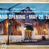 Hemingway Rum Company Unveils New Key West Rum Distillery & Experience Center