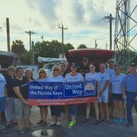"United Way of the Florida Keys ""Stuffs the Bus"""