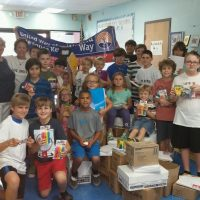 "United Way of the Florida Keys to ""Stuff the Bus"" this Summer"