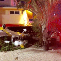 Small Plane Crash in Florida Keys