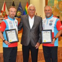 Powerboat Race Generates Honors and Reunion